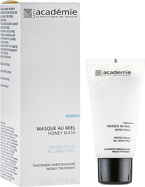 Gesichtsmaske mit Honig - Academie Honey Mask — Bild N2