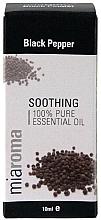 Düfte, Parfümerie und Kosmetik 100% Reines ätherisches Pfefferöl schwarz - Holland & Barrett Miaroma Black Pepper Pure Essential Oil