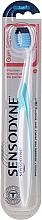 Düfte, Parfümerie und Kosmetik Zahnbürste weich Gum Care minzgrün-weiß - Sensodyne Gum Care Soft