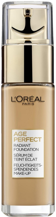 Foundation - L'Oreal Paris Age Perfect Radiant Foundation — Bild N1