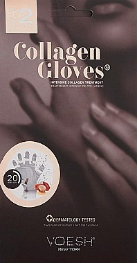Kollagen-Handschuhe - Voesh Collagen Gloves Value Pack — Bild N1
