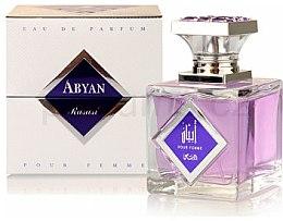 Düfte, Parfümerie und Kosmetik Rasasi Abyan - Eau de Parfum