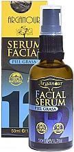 Düfte, Parfümerie und Kosmetik Gesichtsserum für fettige Haut - Arganour 12 For Oily Skin