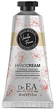 Düfte, Parfümerie und Kosmetik Intensiv feuchtigkeitsspendende Handcreme mit Vanilleblüte - Dr.EA Vanilla Flower Hand Cream