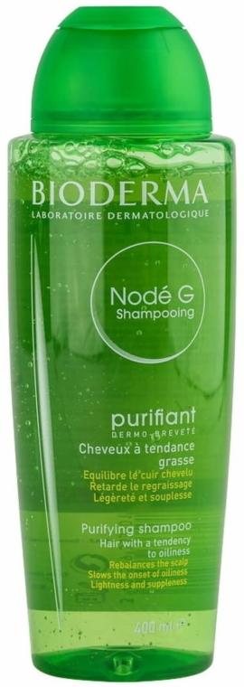 Shampoo für fettiges Haar - Bioderma Node G Purifying Shampoo — Bild N1