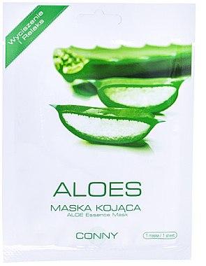 Gesichtsmaske mit Aloe - Conny Aloe Essence Mask — Bild N1