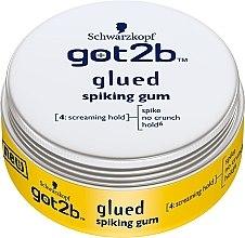 Düfte, Parfümerie und Kosmetik Haarwachs - Schwarzkopf Got2b Glued Spiking Gum