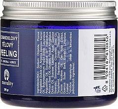 Lavendel Körperpeeling mit Meersalz - Renovality Original Series Lavender Body Peeling — Bild N2