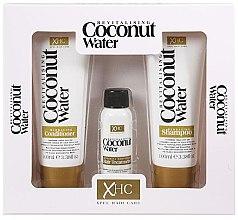 Düfte, Parfümerie und Kosmetik Haarpflegeset - Xpel Marketing Ltd Coconut Water Revitalising (Shampoo 100ml + Conditioner 100ml + Haarserum 30ml)