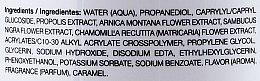 Gesichtsreinigungsemulsion für empfindliche Haut mit Kamille und grünem Tee - Natura Bisse NB Ceutical Tolerance Hygienic Cleanser — Bild N3