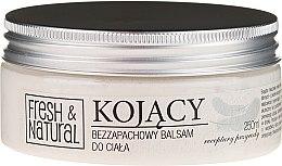 Düfte, Parfümerie und Kosmetik Beruhigende geruchlose Körperlotion - Fresh & Natural