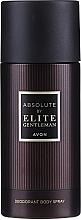 Düfte, Parfümerie und Kosmetik Avon Absolute by Elite Gentleman - Parfümiertes Deospray