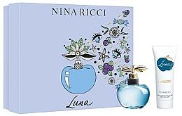 Düfte, Parfümerie und Kosmetik Nina Ricci Luna - Duftset (Eau de Toilette/50ml + Körperlotion/75ml)