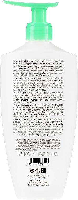 Revitalisierende Ölcreme für den Körper - Collistar Revitalizing Elasticizing Oil-Cream — Bild N2