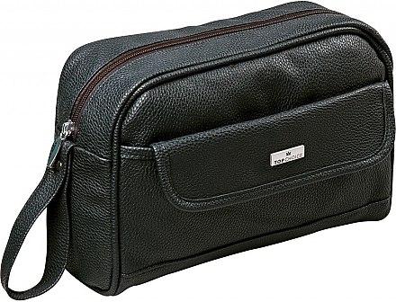 Kosmetiktasche für Männer Eco Premium schwarz 97850 - Top Choice — Bild N1