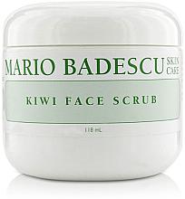 Düfte, Parfümerie und Kosmetik Aufhellendes Gesichtspeeling mit Kiwisamen und Kiwiextrakt - Mario Badescu Kiwi Face Scrub
