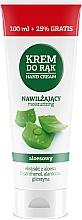 Düfte, Parfümerie und Kosmetik Feuchtigkeitsspendende Handcreme mit Aloe - VGS Polska Moisturizing Aloe Hand Cream
