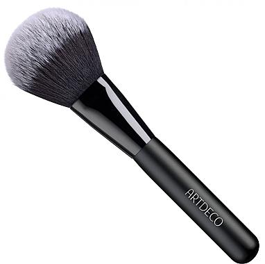 Ziegenechthaar-Puderpinsel - Artdeco Brushes Powder Brush Premium Quality — Bild N1
