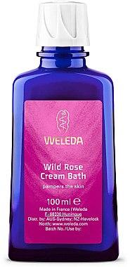 Badecreme Wildrose - Weleda Wild Rose Cream Bath — Bild N1