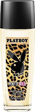 Playboy Play It Wild - Parfümiertes Körperspray — Bild N1