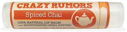 "Lippenbalsam ""Gewürztee"" - Crazy Rumors Spiced Chai Lip Balm — Bild N1"