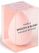 Düfte, Parfümerie und Kosmetik Make-up Schwamm - Nabla Smooth & Blend Makeup Sponge