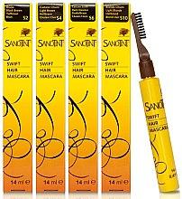Haarmascara - Sanotint Swift Hair Mascara — Bild N2