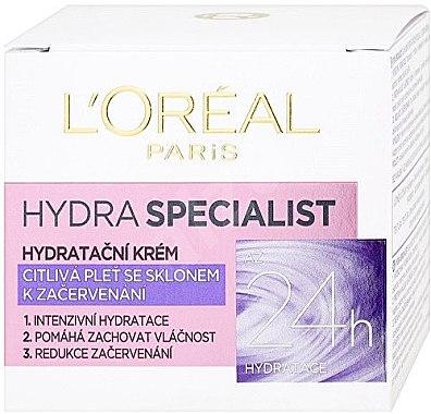 Gessichtscreme - L'Oreal Paris Hydra Special Calming Nourishing Cream — Bild N1