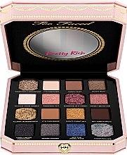 Düfte, Parfümerie und Kosmetik Lidschatten-Palette - Too Faced Pretty Rich EyeShadow Palette