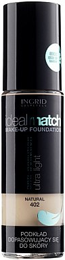 Foundation - Ingrid Ideal Match Make-Up Foundation — Bild N1
