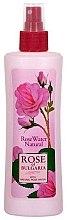 Düfte, Parfümerie und Kosmetik Natürliches Rosenwasser - BioFresh Rose of Bulgaria Rose Water Natural