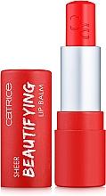 Düfte, Parfümerie und Kosmetik Lippenbalsam - Catrice Sheer Beautifying Lip Balm