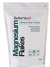 Düfte, Parfümerie und Kosmetik Beruhigende und entspannende Badeflocken mit Magnesium zur Muskelentspannung - BetterYou Magnesium Mineral Bath Flakes