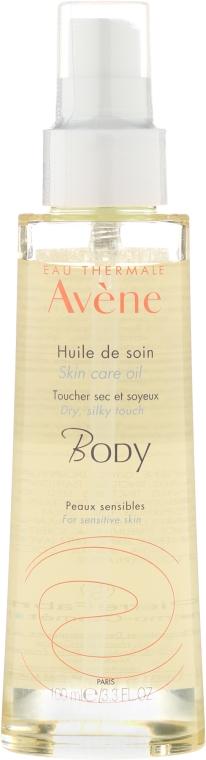 Trockenes pflegendes Öl-Spray für Körper, Gesicht und Haar - Avene Soin Corporels Huile de Soin Spray Gevoelige Huid — Bild N1