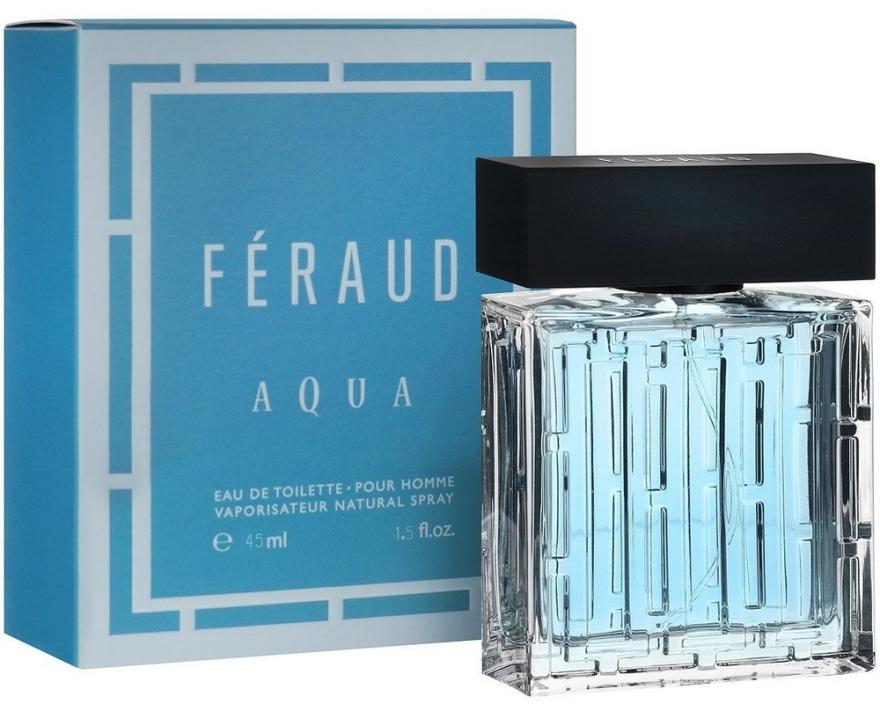 Feraud Aqua - Eau de Toilette — Bild N1