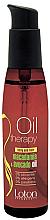 Düfte, Parfümerie und Kosmetik Haar- und Körperöl mit Macadamia und Avocado - Loton Macadamia & Avocado Oil
