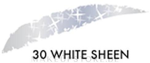Lidschatten-Stift - Astra Make-up Jumbo Glitter Eyeshadow — Bild 30 - White Sheen