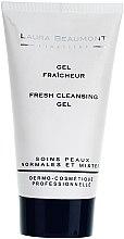 Düfte, Parfümerie und Kosmetik Erfrischendes Gesichtsreinigungsgel - Laura Beaumont Fresh Cleansing Gel