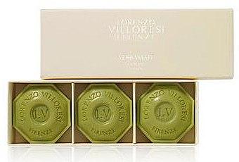 Lorenzo Villoresi Yerbamate - Seifen-Set (Seife/3x100g) — Bild N1