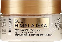 Düfte, Parfümerie und Kosmetik Körperpeeling mit Johannisbeere und Himalaya-Salz - Lirene Dermo Program