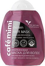 Düfte, Parfümerie und Kosmetik Haarmaske mit Proteinen gegen Haarausfall - Le Cafe de Beaute Cafe Mimi Protein Hair Mask