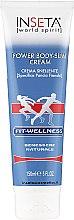 Düfte, Parfümerie und Kosmetik Aktivierende Körpercreme - Inseta Power Body-Slim Cream