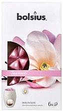 Düfte, Parfümerie und Kosmetik Tart-Duftwachs Magnolia - Bolsius True Scents Magnolia Smart Wax System