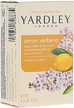 Düfte, Parfümerie und Kosmetik Seife Zitrone und Verbena - Yardley Lemon Verbena With Shea Butter Soap