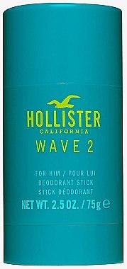 Hollister Wave 2 For Him - Parfümierter Deostick — Bild N1