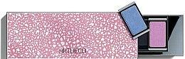 Düfte, Parfümerie und Kosmetik Magnetische Palette mit Schiebemechanismus für bis zu 5 Lidschatten - Artdeco Magnetic Palette Mediterranean Life