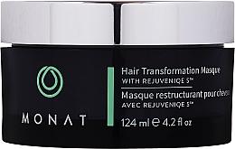 Düfte, Parfümerie und Kosmetik Intensiv pflegende Maske für sprödes und geschädigtes Haar - Monat Hair Transformation Masque