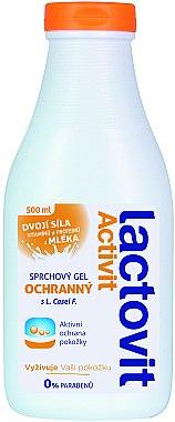 Duschgel mit Vitaminen und Proteinen aus Milch - Lactovit Shower Gel — Bild N1