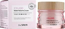 Düfte, Parfümerie und Kosmetik Feuchtigkeitscreme für trockene Haut - The Saem Iceland Water Volume Hydrating Cream