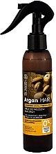Düfte, Parfümerie und Kosmetik Haarspray mit Arganöl und Keratin für geschädigtes Haar - Dr. Sante Argan Hair